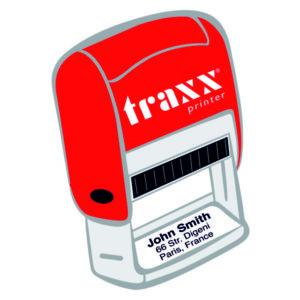 TRAXX razítka